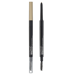 Maybelline Brow Precise Micro Pencil карандаш для бровей + щеточка